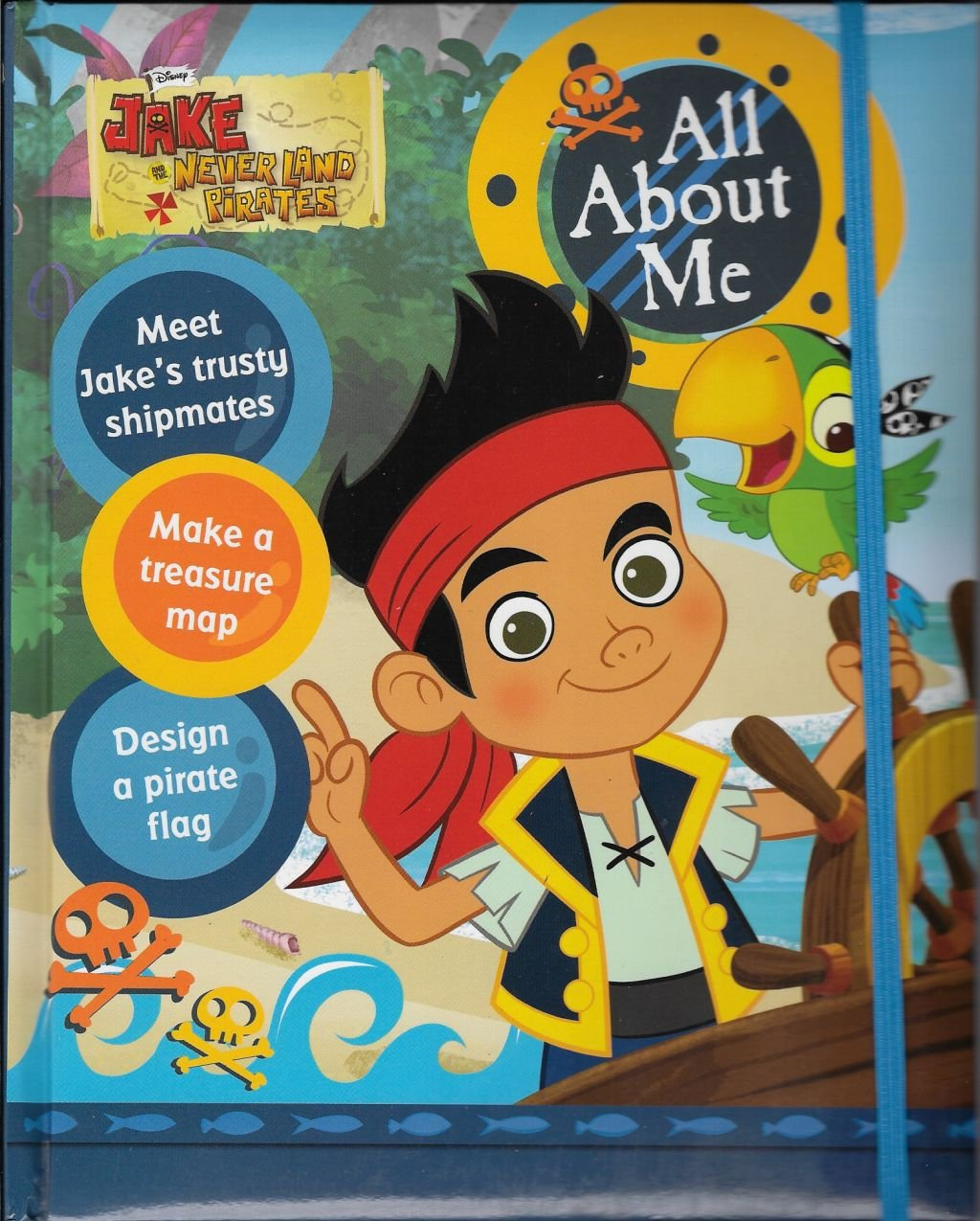 Disney Junior Jake und die Nimmerland Piraten: All About Me Secret ...