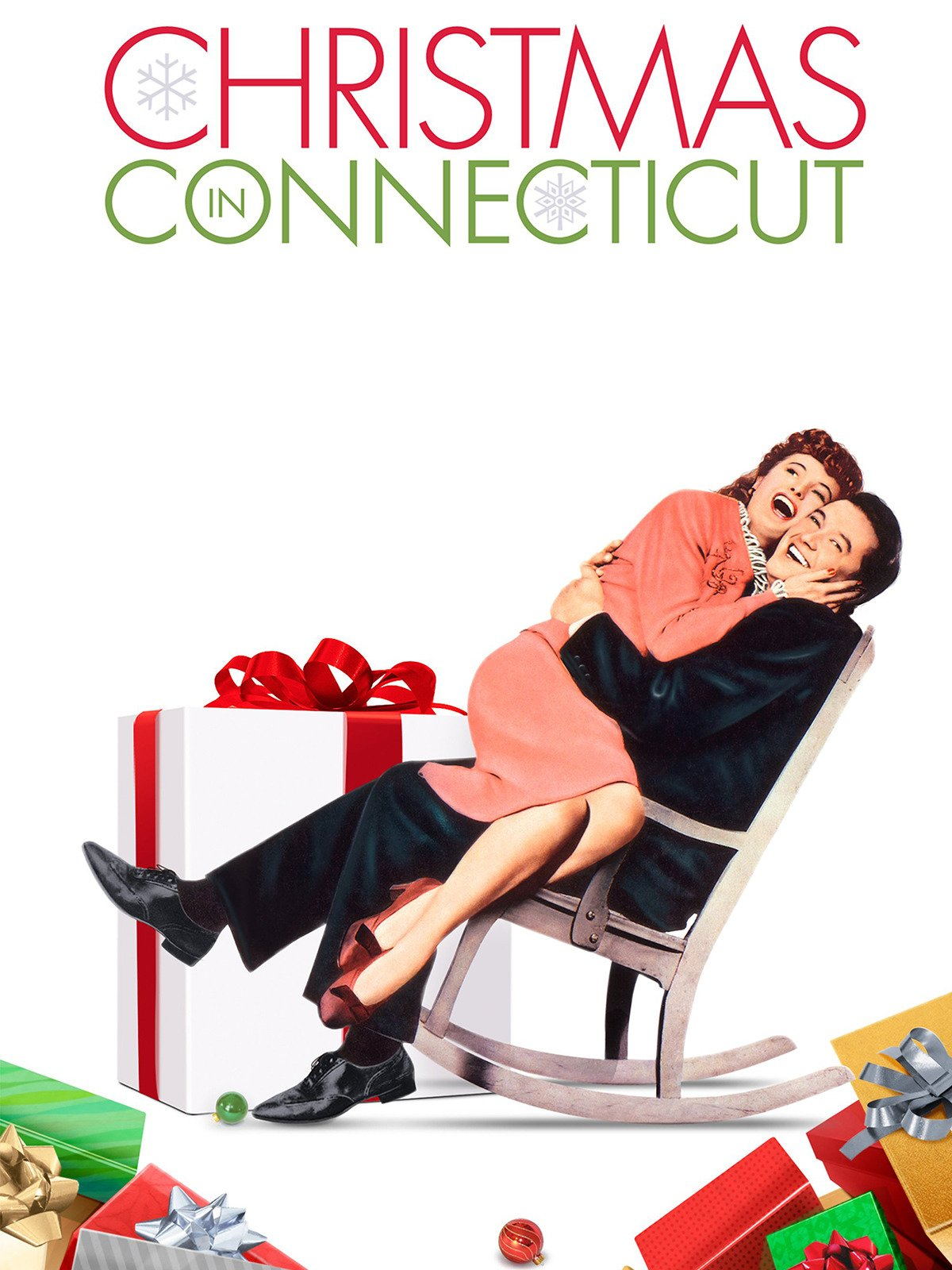 Amazon.com: Christmas in Connecticut (1945): Barbara Stanwyck ...