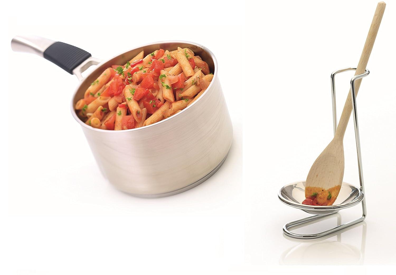 Kitchen Craft Kochl/öffelhalter verchromt