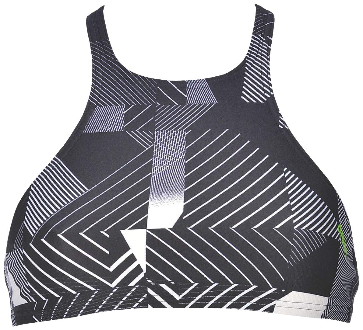 6ed16a9c483 Amazon.com: arena Women's Rulebreaker Crop Think Swimsuit: Clothing