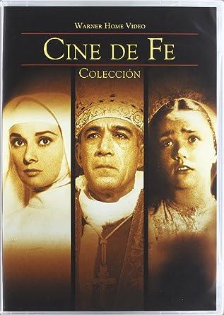 Pack cine de fé [DVD]: Amazon.es: Angela Clarke, Anthony Quinn ...