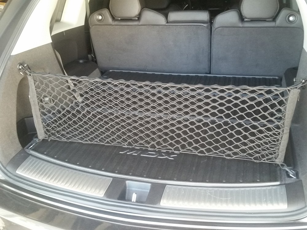 Envelope Style Trunk Cargo Net for Acura MDX 2014 2015 2016 2017 2018 2019 NEW
