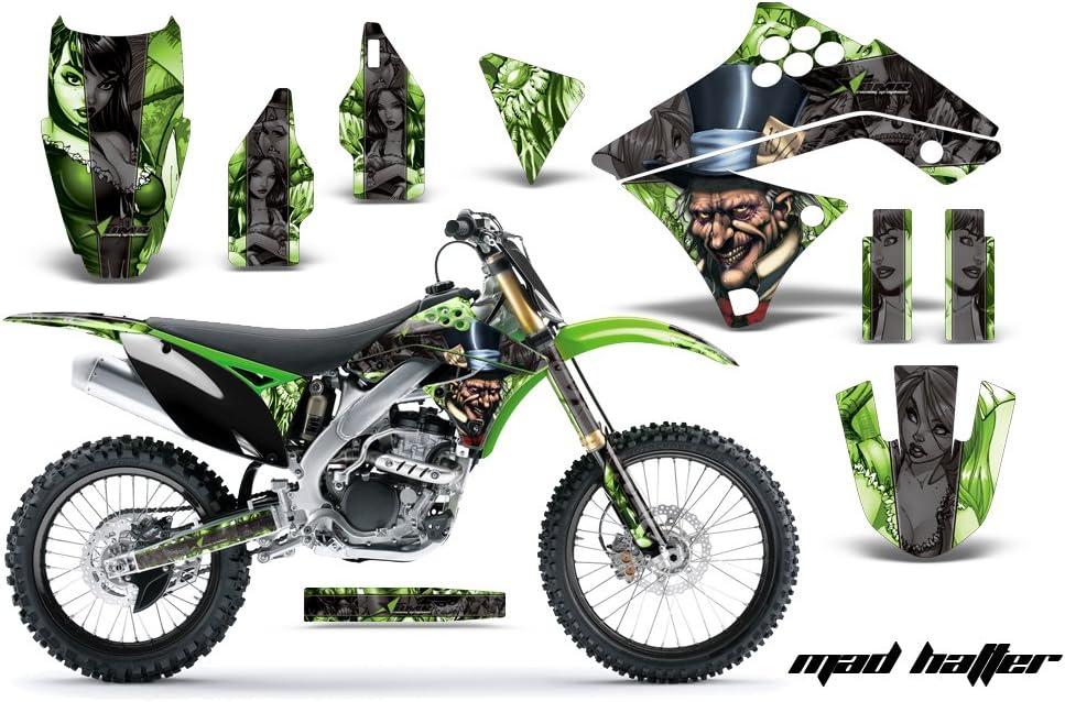 Dirt Bike Graphics Kit Decal MX Wrap For Kawasaki KX250F 2013-2016 RELOAD G K