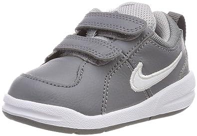 online store dc1cf ac210 Nike Pico 4 (TDV), Baskets Mixte Enfant, Froid Gris Loup