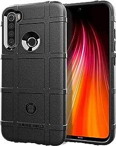 SWMGO® Firmeza y Flexibilidad Smartphone Funda para Xiaomi Redmi ...