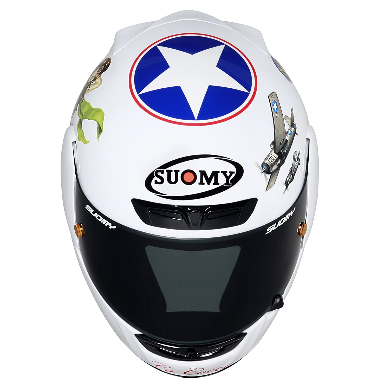 bde0408304763 Suomy - Casco Apex