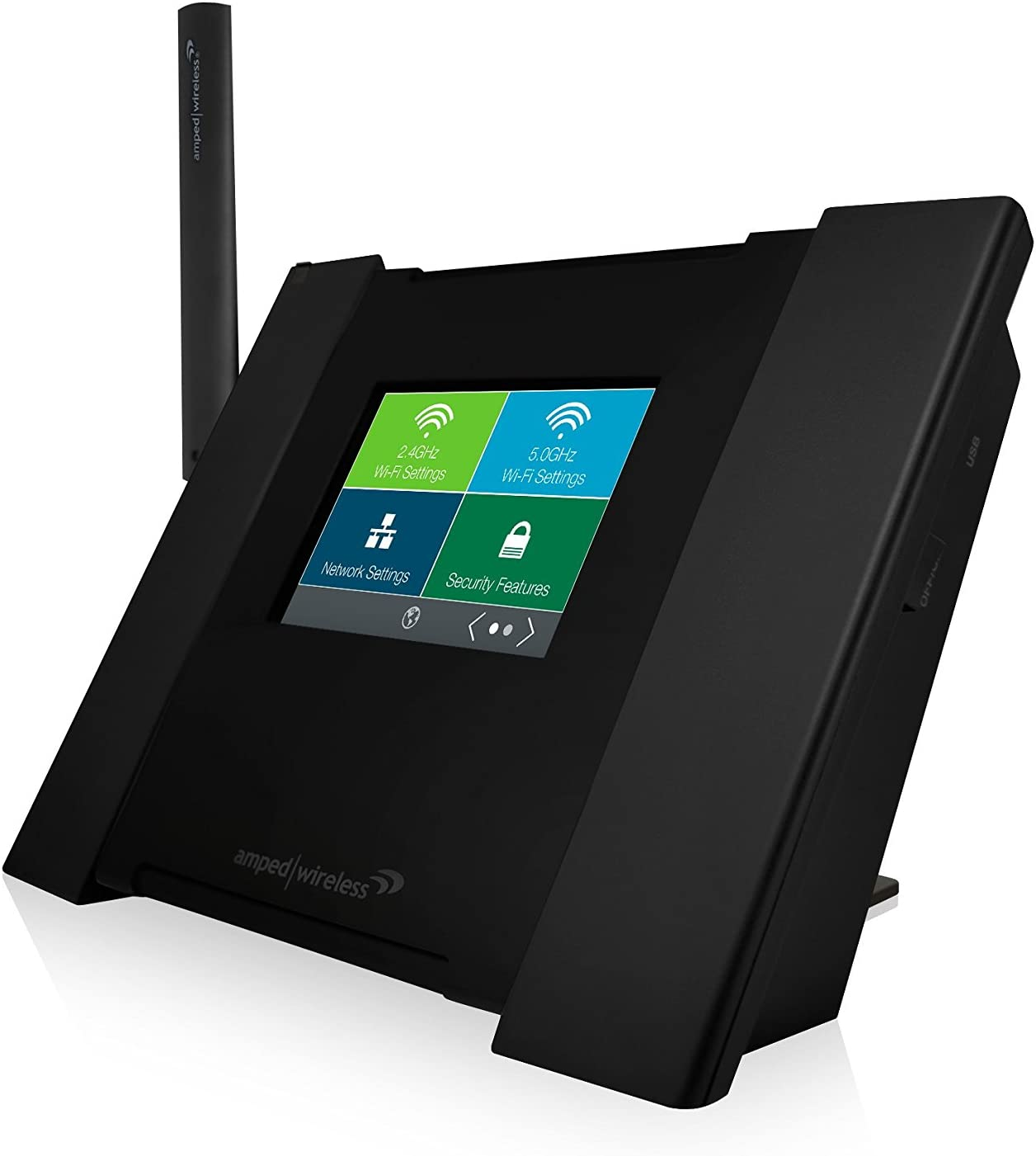 Amped TAP-R3 Wireless High Power Touch Screen AC1750 Wi-Fi Router