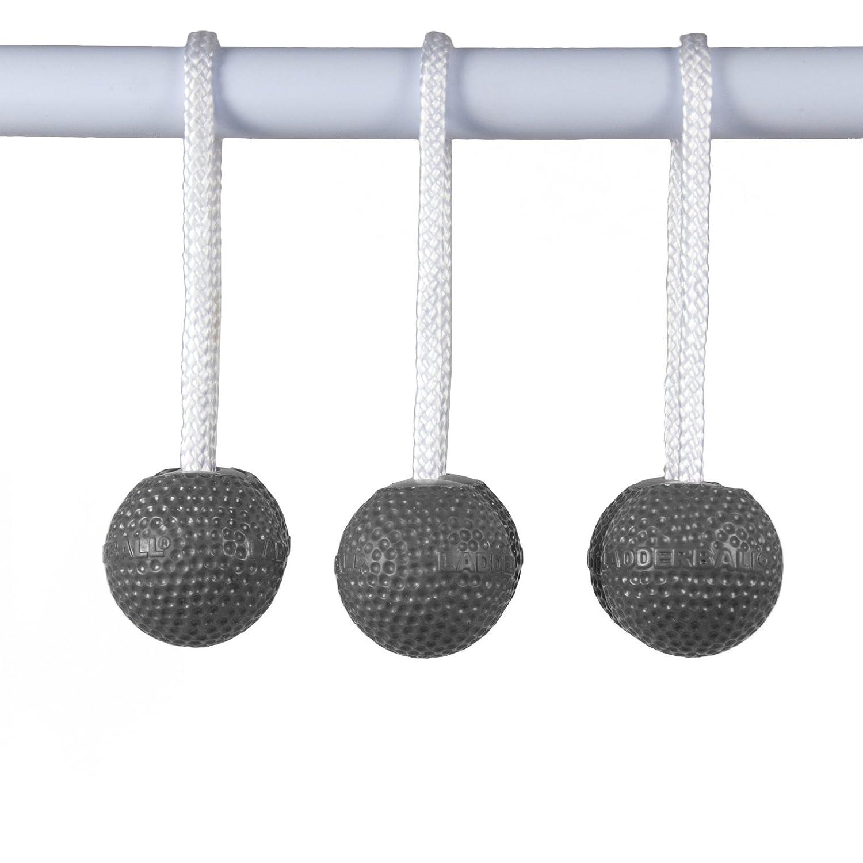 Ladderball Soft BOLAS, Set von 3, grau