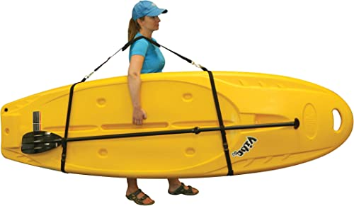 Comfortable Universal SUP-Kayak Carrying Shoulder Strap (Adjustable Sling) [Pelican Boats] Picture
