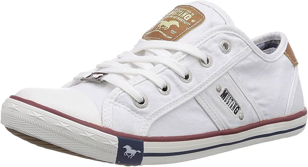 Mustang Shoes - Mustang Ladies Trainers