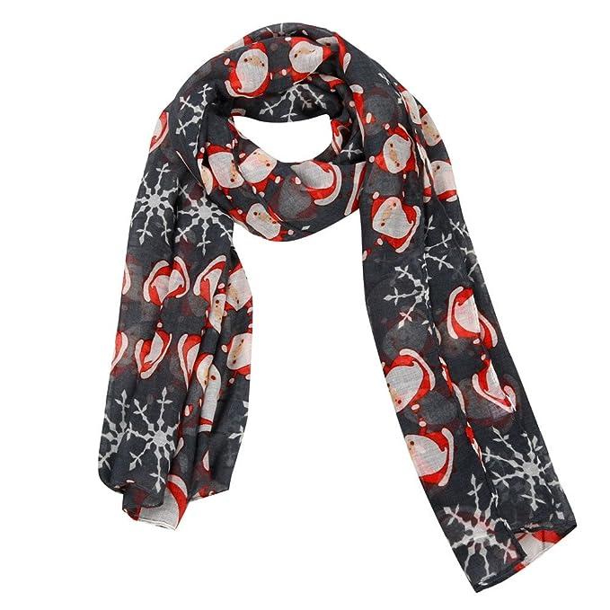mejor sitio web df29a 1e25c 4 bufandas estampadas para lucir el espíritu navideño   La ...