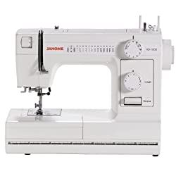 Janome HD1000 Heavy-Duty Sewing Machine