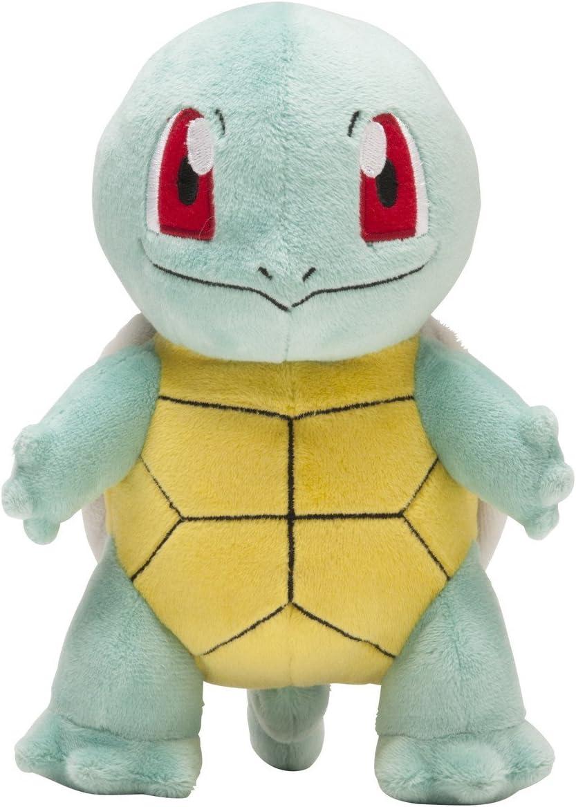 Pokemon Center Peluche Squirtle: Amazon.it: Giochi e giocattoli