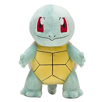 Pokemon Center Peluche Squirtle