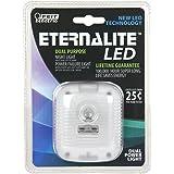 Feit Electric NL2/LED Eternalite 3-LED Dual Purpose Power Failure Night Light with Sensor