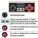 2pcs Wireless Game Controller for NES Classic