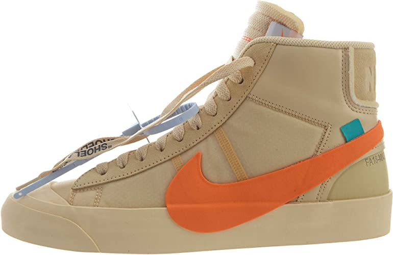 | Nike Blazer Mid (Off White) Hallow's Eve | Shoes