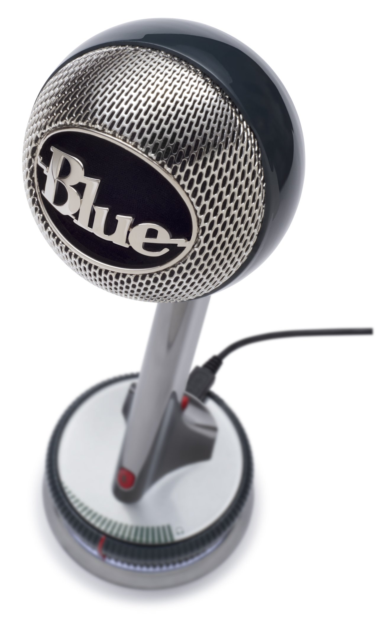 Blue Nessie Adaptive USB Condenser  Microphone, Cardioid by Blue (Image #2)