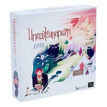 Borsch Juego de Mesa Ruso Imaginarium Dobro Dixit: Amazon.es ...