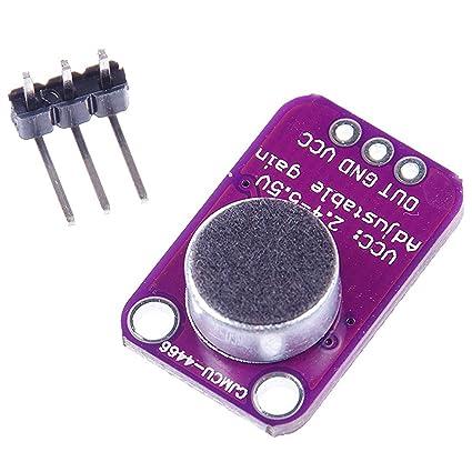 amazon com sodial r max4466 electret microphone amplifier rh amazon com