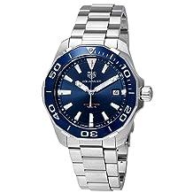 Aquaracer Blue Dial BA0928