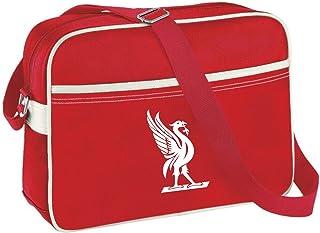 Retro LIverpool Liver Bird Shoulder Bag, LFC School Bag