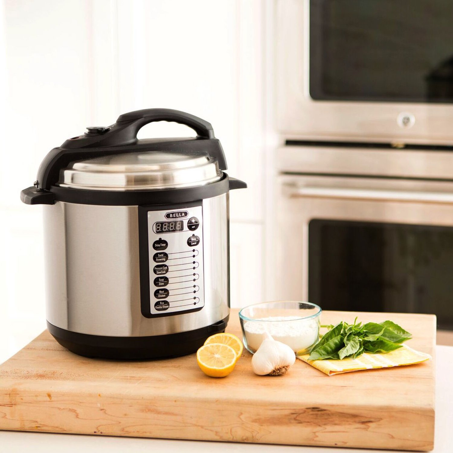 BELLA Multi-Use 6-Quart Pressu...