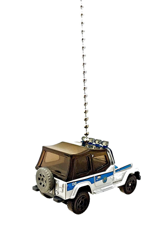 cf1772ac83f7b Matchbox Jeep Wrangler Ceiling Fan Light Pulls 1/64 (Jeep Wrangler ...