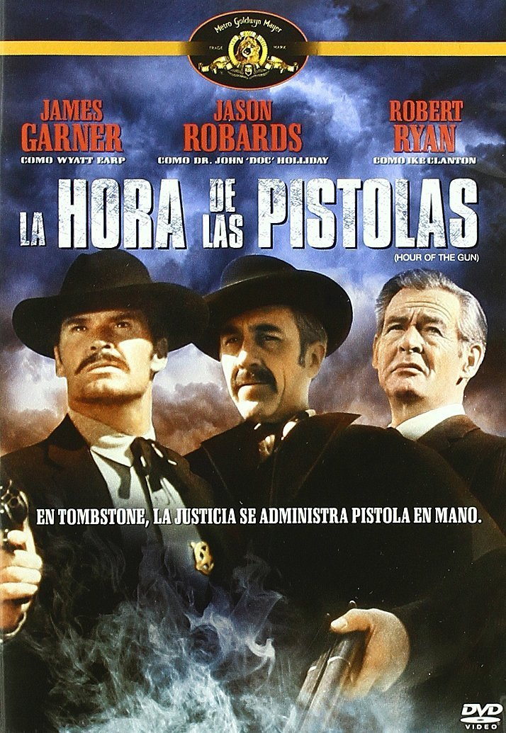 La Hora De Las Pistolas [DVD]: Amazon.es: Varios: Cine y Series TV