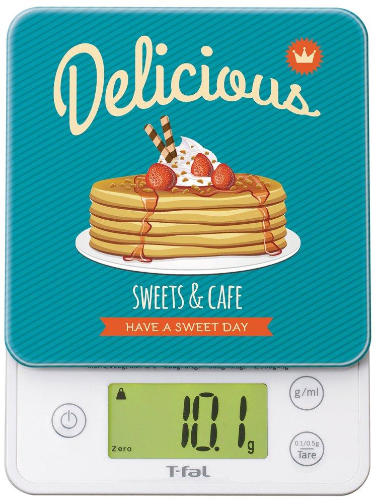 Tefal scale kitchen scale ''Oputimo'' pancake BC2114J2