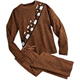 Star Wars Chewbacca Costume Sleep Set for Adults Brown