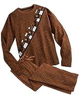 Star Wars Chewbacca Costume Sleep Set for Adults Brown