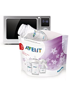 Philips Avent Microwave Sterilizing Bags