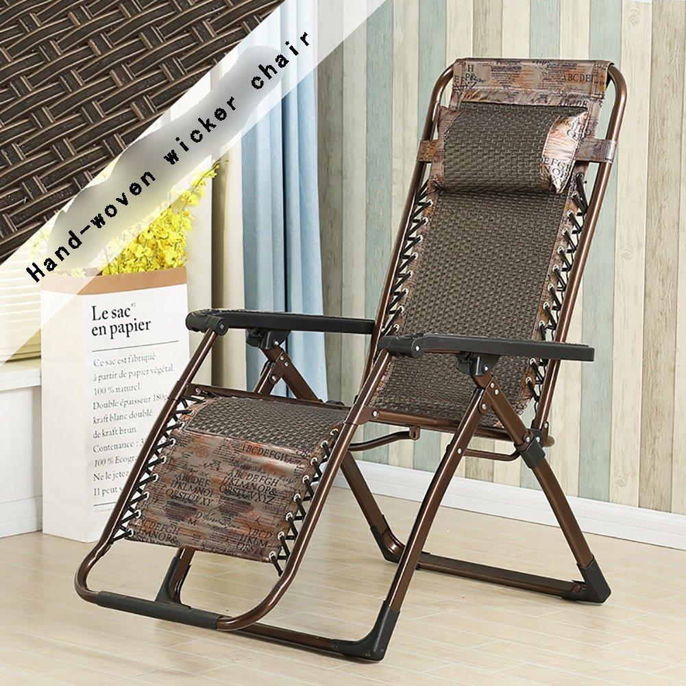 夏のクールチェア折りたたみチェアデッキチェア折りたたみランチブレークチェアアダルトラウンジチェア家庭用背もたれの椅子 (色 : Style1) B07DMSGYYZ Style1 Style1