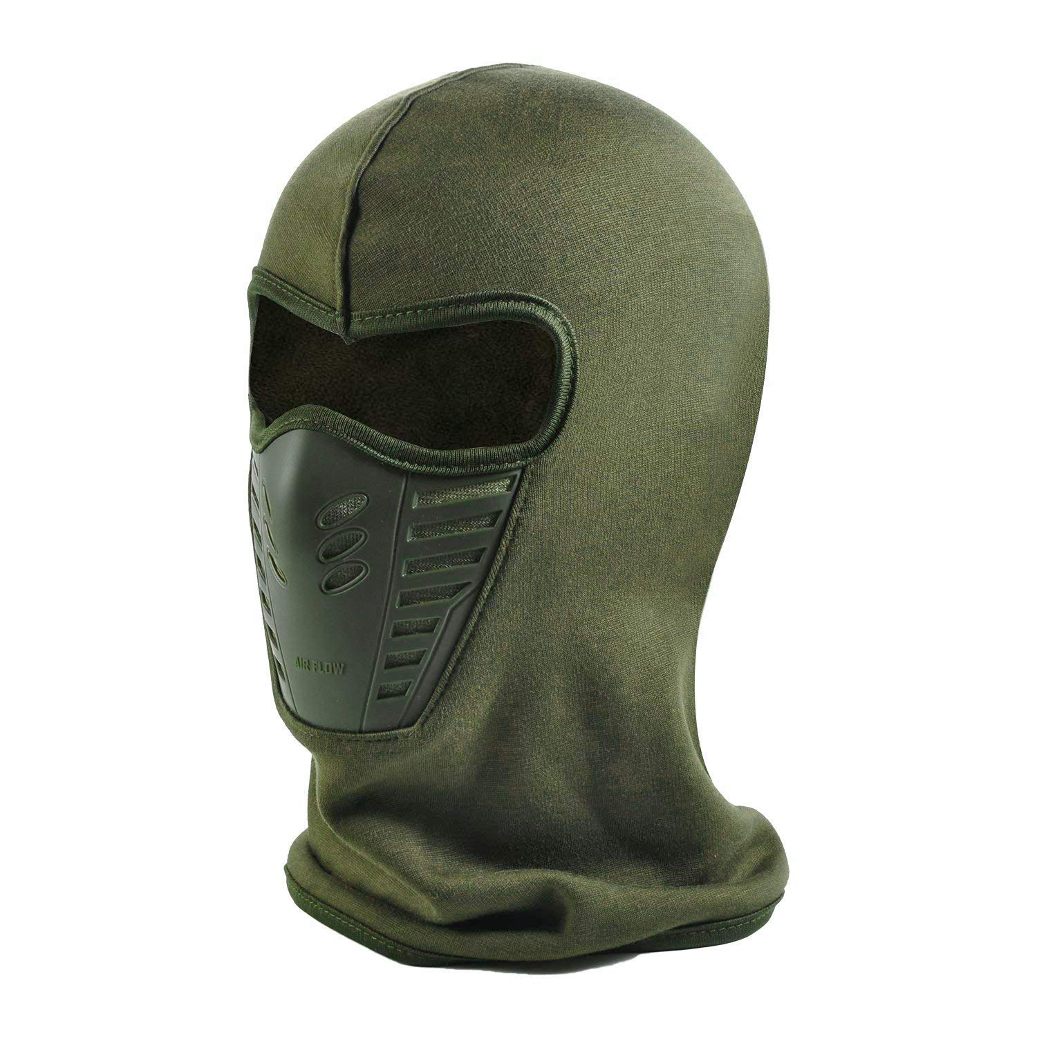 Winter Balaclava Mask Windproof Fleece Ski Mask Warm Anti-dust Hat Ninja Mask
