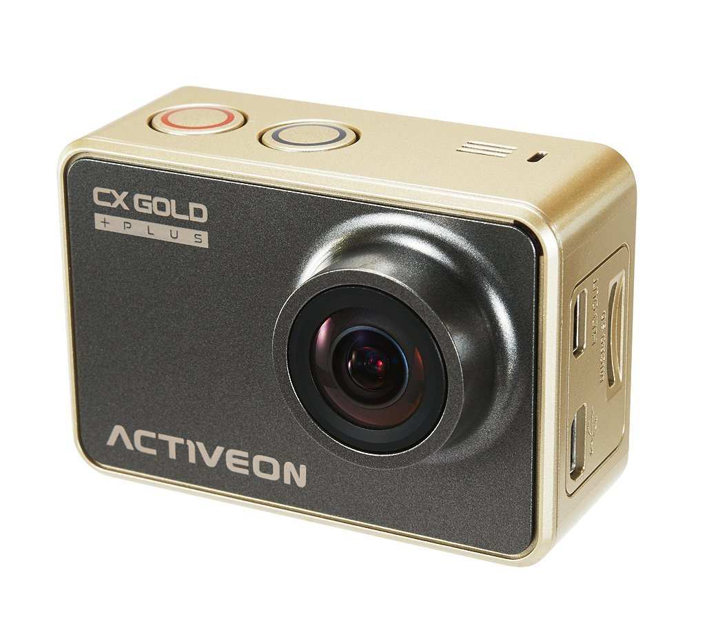 Buy Activeon 16 Waterproof Cx Plus Digital With 2 Lcd Gold Cgb10w Online At Low Price In India Activeon Camera Reviews Ratings Amazon In