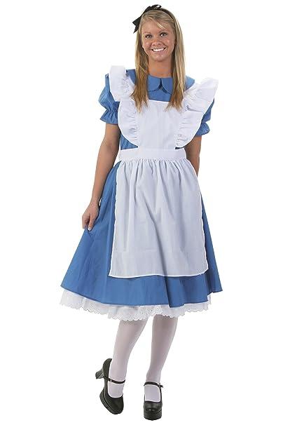 Fun Costumes - Adulto Disfraz de Alicia en el país de Las Maravillas ...