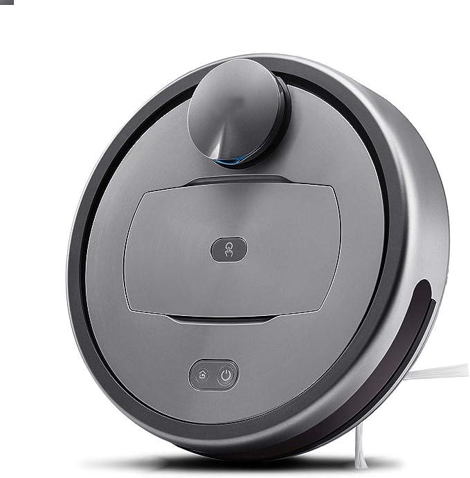 PUPPYOO R6Home Aspirador de Robot Inteligente, conectividad Wi-Fi ...