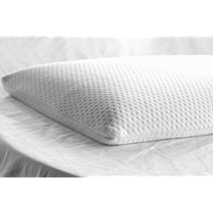 Elite Rest Ultra Slim Sleeper - Firm Memory Foam Pillow
