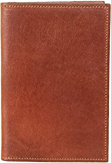 product image for Col. Littleton Leather Refillable No.23 Pocket Journal with Register | Brown