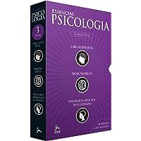 O Essencial da Psicologia - Caixa com 3 Volumes