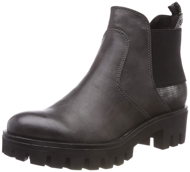 Bottes 25441 Chaussures 21 Chelsea Sacs Et Tamaris Femme Twq1Ex1d