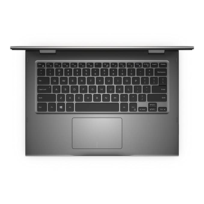 Amazon.com: Dell Inspiron 13 5000 13.3 Inch Touch Screen 1TB HDD 2-in-1 Laptop (Intel Core i3-7100U, 4GB RAM, Full HD Display) Grey: Computers & Accessories