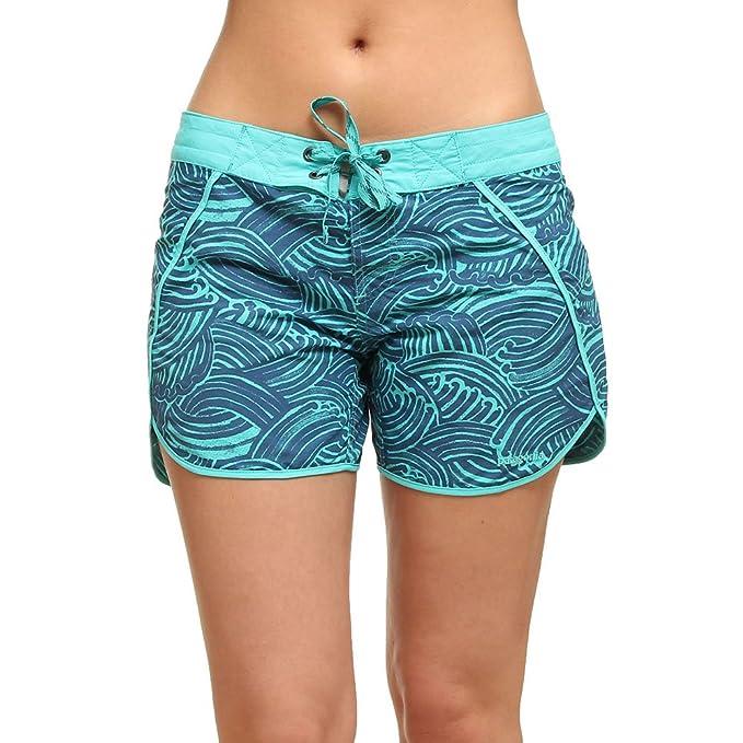cfbb2195f Patagonia - Shorts - para mujer Water Maker 40  Amazon.es  Ropa y accesorios