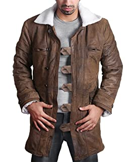 968a818d4d71 BANE Coat  Tom Hardy - Dark Knight Rises  Vintage Distressed Look Leather  Jacket