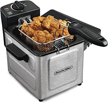 Proctor Silex Small Deep Fryer