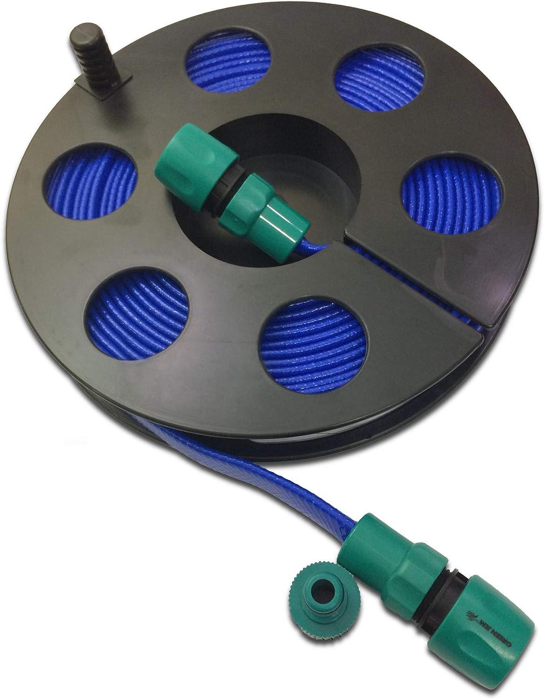 Enrouleur de tuyau plat de qualit/é alimentaire 10/m