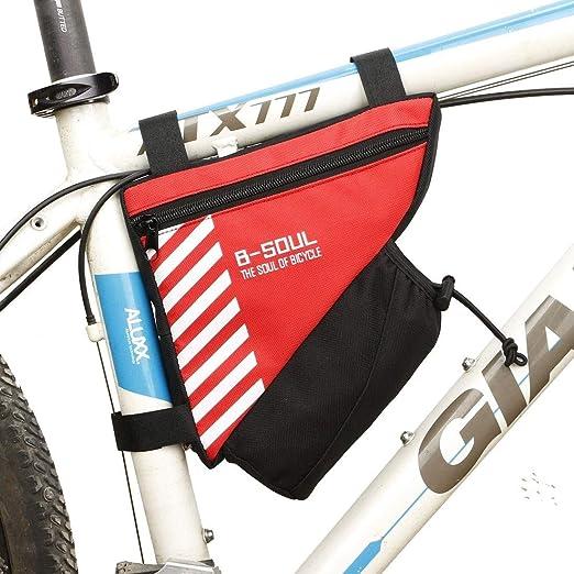 Dulan Bolsa para Maletero de Bicicleta, Montar de la Bici Bolsa a ...