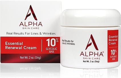 Best Alpha Hydroxy Acid (AHA) Body Lotions Care & Cream