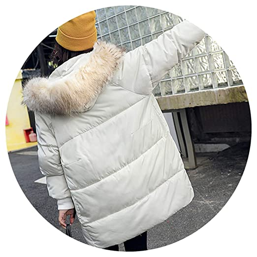 world-palm Winter Jacket Women 2018 Female Coat Woman Parka Long Sleeve Hooded Loose Warm